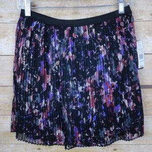 Joe Benbasset Lined Pleated Skirt - NWT - Size M